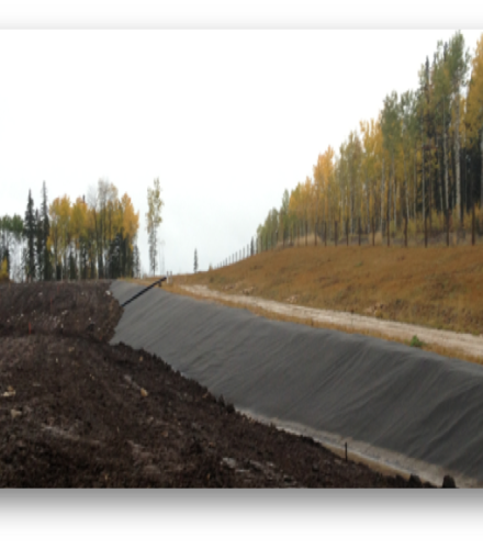 Water hub site selection and design integrated for Design of pond embankment